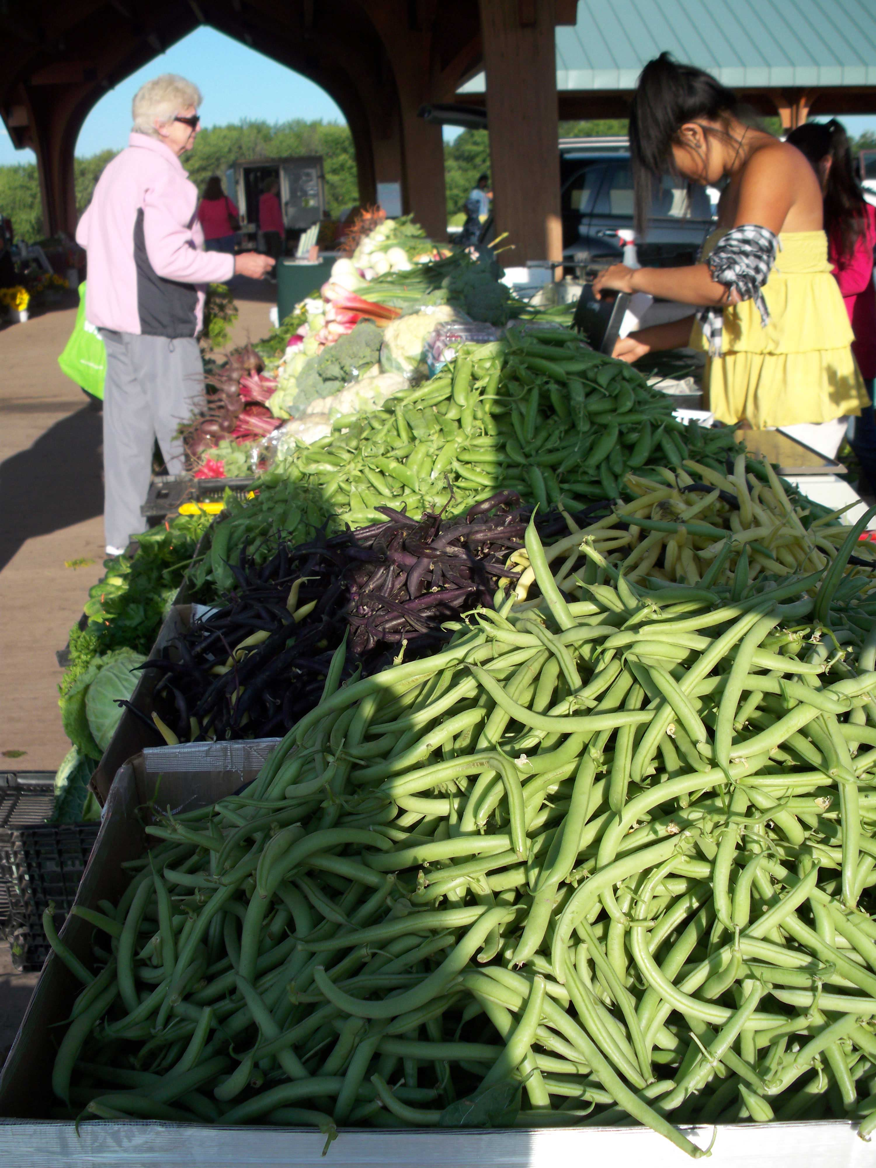 This is a picture of Green Beans.